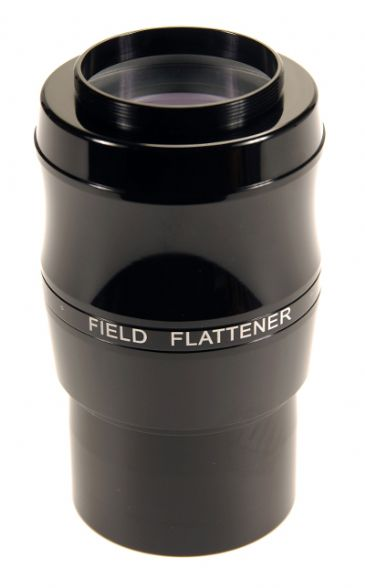 Field Flattener with T-Ring adaptor thread